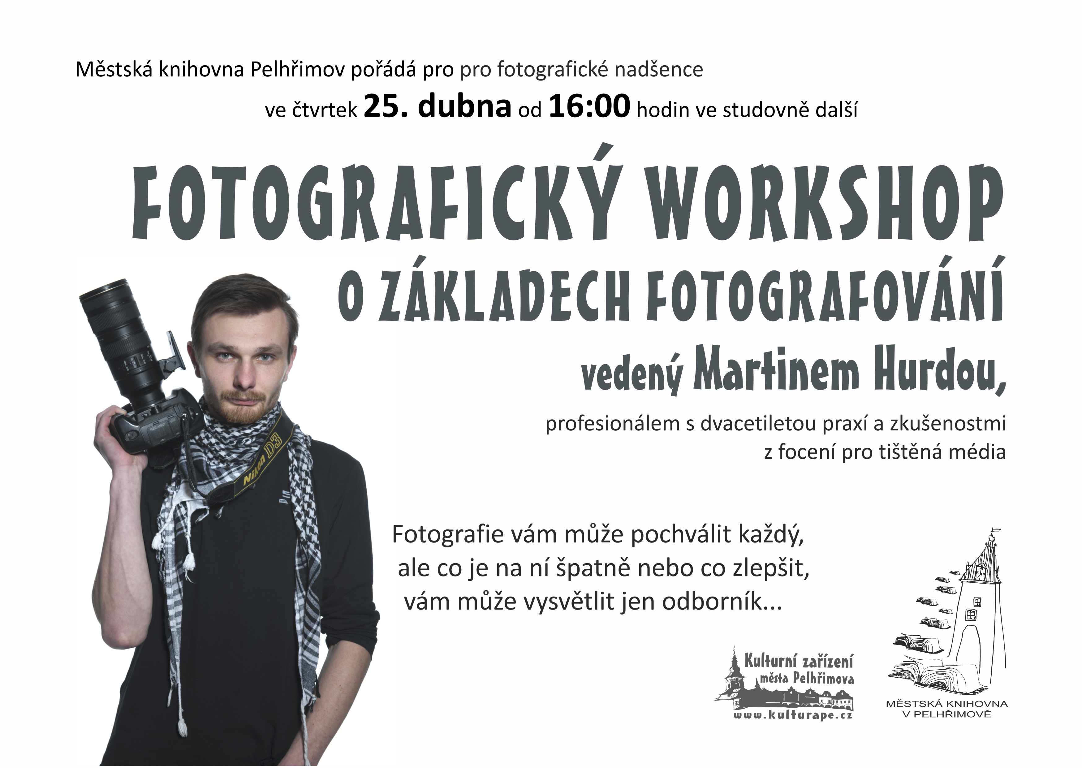 04.25.19. Fotografick workshop